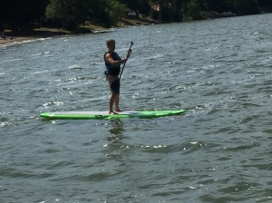 Paddle Val