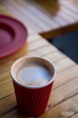 3 Le café au Café La Tasse Rouge