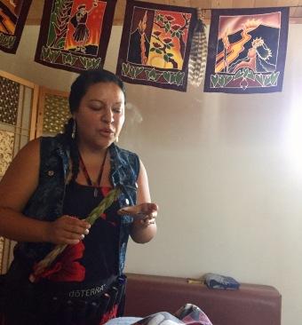 Claudia Delgado sauge
