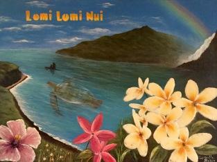 Toile Lomi_Lomi