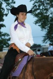 Vicky Chrétien cowgirljpg