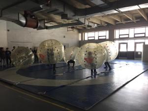Soccer bulle gang