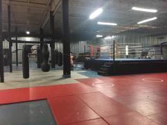ring kickboxing tatami judo Parkour Drummond Xtrême limite