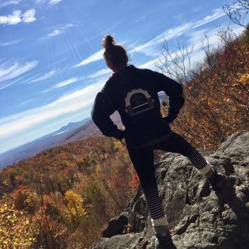 Valérie top montagne